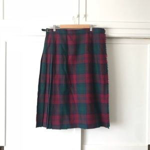Dresses & Skirts - Lindsay Plaid Tartan Kilt/Skirt 🌲